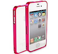 Purity Metal Frame Case for iPhone 4/4S