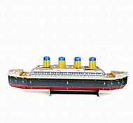 3D Puzzle  Mini Titanic Toy  for Kids