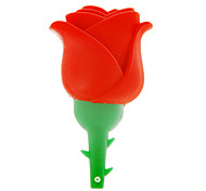 USB 16G Rose Shaped Flash Drive