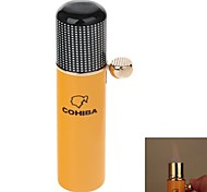 COHIBA H066 Super Fire Windproof Butane Jet Flame Lighter