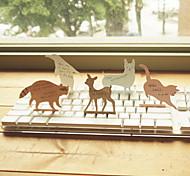 Lovely Penguin Keyboard Self-Stick Note