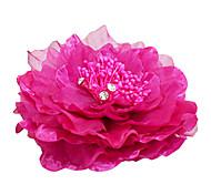 Elegant Flower Women'S Barrette