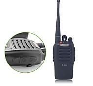 16 canales de 400-470MHz radios portátiles de dos vías