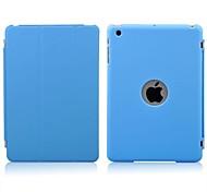 Angibabe 3-Folding Protective Case Cover for iPad mini 3, iPad mini 2, iPad mini w/ Stand Wake Up Auto Sleep