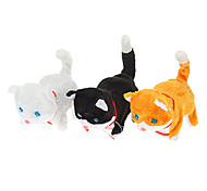 Electric Downy Cat Style Toys For Children(Random Colour)