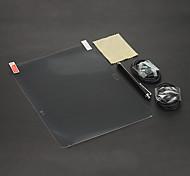 Cloth Marks giratorio de la PU bolsas de cuero + película de pantalla Stylus Pen + HD + Cable USB 2 piezas para Samsung Note 10.1 P600