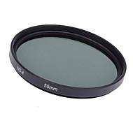 55mm Neutral Density  ND4 Filter