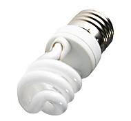 E27 10W 560LM 2700K CRI>80 Warm White CFL Spirale Light  (220-240V)
