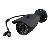 YanSe® CMOS 3.6mm Surveillance 24IR-CUT Bullet Night Vision Outdoor waterproof CCTV Camera F276CD
