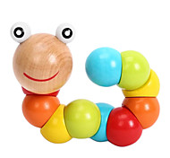 Multicolore magico Twisting Insetto giocattolo per i bambini