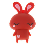 USB 4G Conejo lindo de la historieta en forma Flash Drive