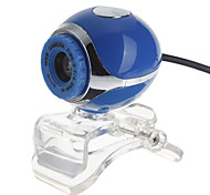 5.0 Megapixels USB 2.0 PC cámara webcam con CD