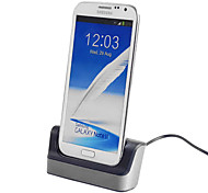 Desktop Dash Stand Dock Cradle Holder Mount for Samsung Galaxy Mega 6.3 i9200
