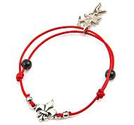 Fashion Handwoven Adjustable Bracelet(Random Color)