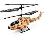 UDI U809 3.5CH RC Helicopter met Kogels (assorti kleur)