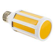 E26/E27 9W COB 900 LM Warm White T LED Corn Lights AC 220-240 V