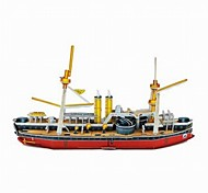 3D Puzzle  Mini Ship Toy  for Kids