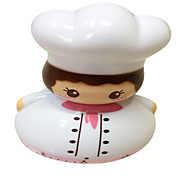Portable Cartoon Chef Design Mechanical Timer