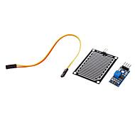 módulo sensor de chuva módulo tempo sensibilidade il-83 para (para arduino) Interface