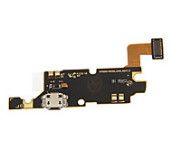 USB Charging Connector Port flex Cable With Mic for Samsung N7000