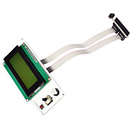 Serial I2C/TWI 2004 Character LCD DISPLAY Module for 3D Printer