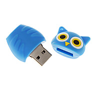 4GB Night Owl Shaped USB Flash Drive