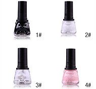 Bear Shaped Candy Color Of Nail Polish No.1-4 (1PCS 8ml, Assorted Colors)