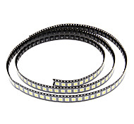 DIY 5050SMD 10 17LM 6000-6500K Cool White Luz LED Chip (2.8-3.6V/100pcs)