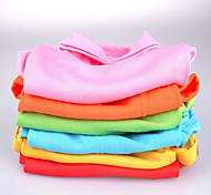 Lovely Polo Shirt with Collar for Pets Dogs (Assorted Colors,Sizes)