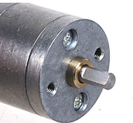 High Torque 80RPM 12V DC Geared Motor