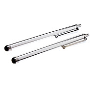Stylus Touch Pen for iPad/iPhone(Silver,2PCS)