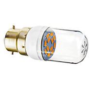 B22 1.5 W 12 SMD 5730 90-120 LM Warm White Spot Lights AC 220-240 V