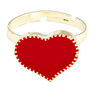 Heart Adjustable Ring