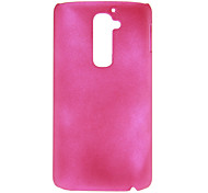 Simple Design Frosted Hard Case for HTC G2/D801(Assorted Colors)