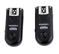 New YONGNUO RF-603 II 2.4GHz Wireless Flash Trigger Transmitter Receiver Set for Nikon D2H / D800 / D700 / D300 etc