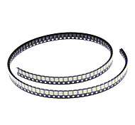 DIY 3528SMD 1000-2500MCD 6000-6500K Cool White Luz LED Chip (2.8-3.6V/100pcs)