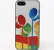 Paint Oil Can Style Protective Hard Back Case for iPhone 5/5S