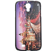 Night View  Painting Pattern Hard PC Cas  for Samsung Galaxy S4 I9500