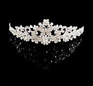 Bridal Wedding Princess Pageant Prom Crystal Tiara Crown Tiaras
