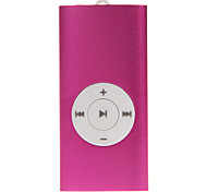 Super-Mini-portable klassische runde Taste MP3-Player (mit-11)