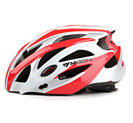 MOON Unisex Half Shell Bike helmet 21 Vents Cycling Cycling / Mountain Cycling / Road Cycling / Recreational CyclingMedium: 55-59cm /