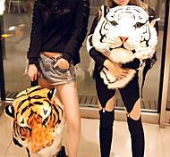 Vivid Tiger Pattern Nylon Kigurumi Bag