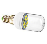 Focos LED E14 1.5W 12 SMD 5730 90-120 LM Blanco Fresco AC 100-240 V