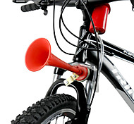 Cycling Loud Red Push-and-pull Horn