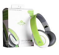 ECHOTECH CS-C105 On-Ear Hi-Fi Stereo Foldable Headset for Cellphone/PC