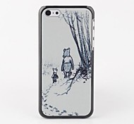 Bear Father and Son Hard Back Case for iPhone 5C