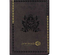 Retro New Moon Pattern PU Leather Case with Stand for iPad Air / iPad 5