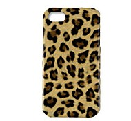 Elonbo J2D Leopard Print Hard Back Case Cover for iPhone 4/4S