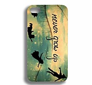 Elonbo J2S Elfin Hard Back Case Cover for iPhone 4/4S