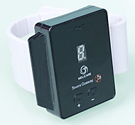 Bio-Feedback Portable ronquido inteligente Práctica Compacto Go Away (Negro)